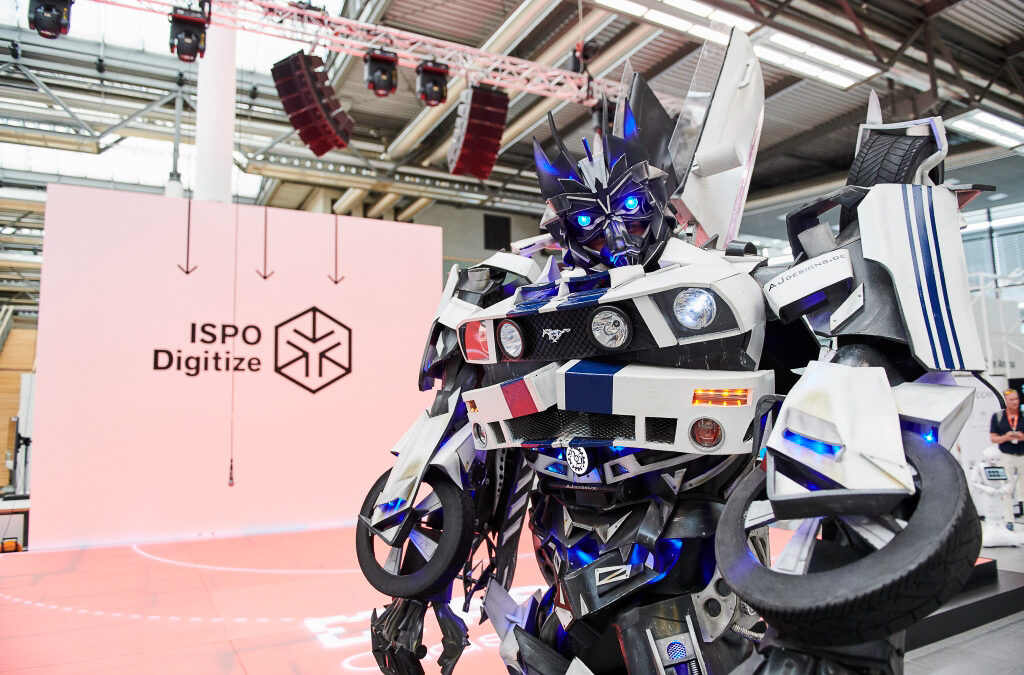 ISPO Digitize @ ISPO Munich 2019 interactive VR 360 Walkthrough